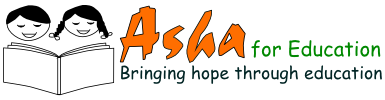 The Mumbai chapter of Asha for Education site